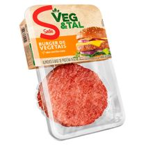 Hambúrguer Vegetal Sadia Veg & Tal 226g