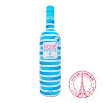 Vinho Rosé Francês Piscine Vinovalie Garrafa 750ml