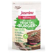 Mix para Vegetal Burger com Ervas Finas Jasmine 80g